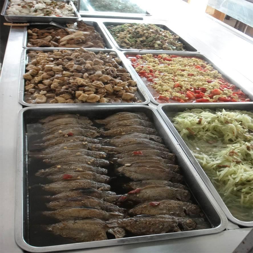 食堂承包方案-权威的食堂承包深圳隆盛康餐饮