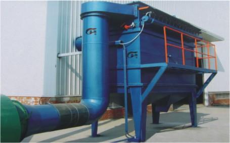 电炉除尘加工-青岛铸工电炉除尘器厂家