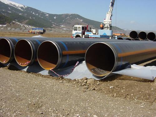 环氧煤沥青直缝钢管 环保耐浸泡