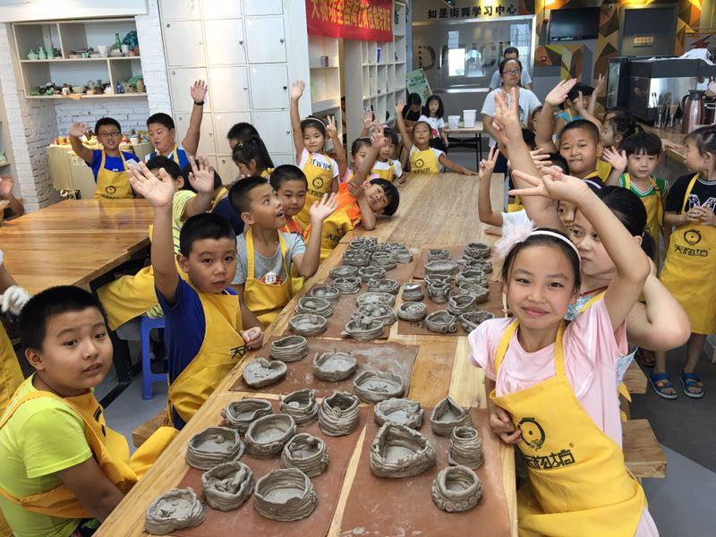 可信赖的手工陶艺DIY加盟-给您推荐专业的手工陶艺DIY加盟