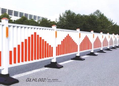 广西市政护栏|信誉好的道路护栏供应商当属启邦装饰工程