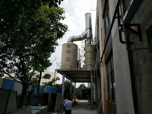废气净化塔免费黄色视频|沧州品牌好的喷淋塔销售