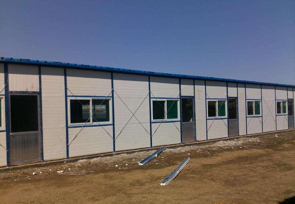 钢结构车间建造认准鑫磊明钢结构_青岛钢结构厂房建设