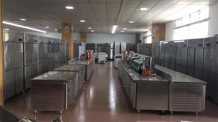 环保耐用商用电磁炉性能好的厨房设备设计厨房工程方案