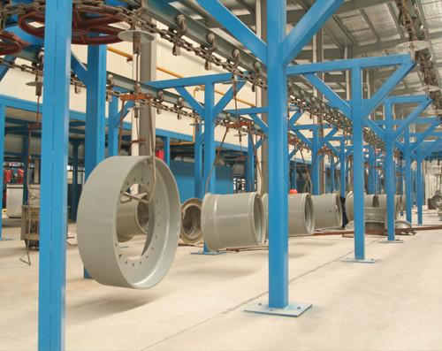 山东电泳生产线-山东价位合理的电泳生产线哪里有供应