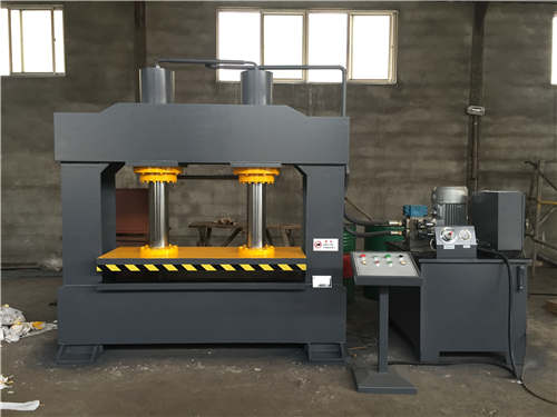销售钢板成型机 小型龙门液压机 100吨框架式龙门液压机