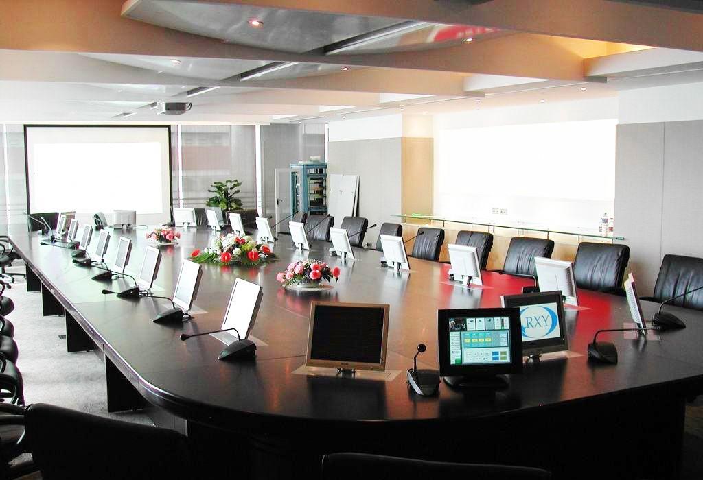 企业无纸数字化电子会议室云桌面虚拟化建设解决方案