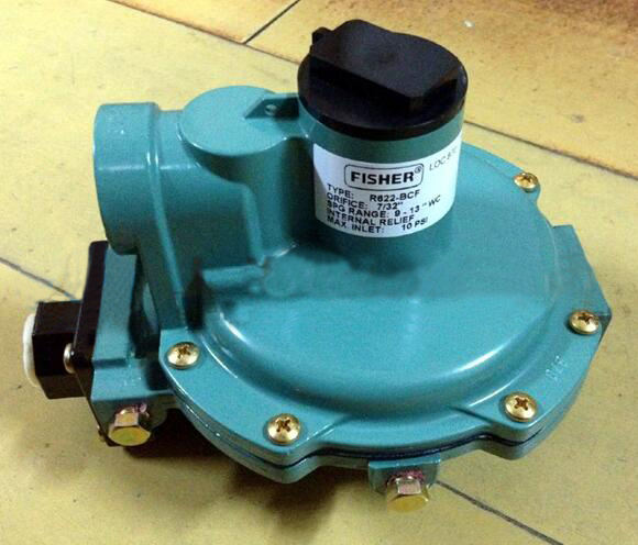 马达斯(MADAS)燃气调压阀-轩研机电新款的燃气调压阀出售