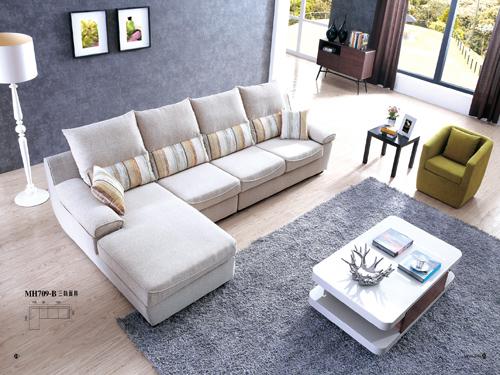 安康布沙发定做-买品质优良布艺沙发来米兰家居