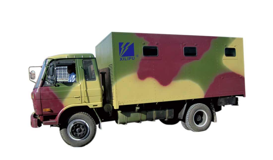 拖车电站价格-想买质量好的拖车电站就来希力普环保设备