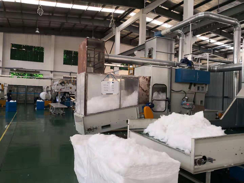 為您推薦揚州恒邦紡織品質好的彩鋼瓦專用聚酯布_石家莊彩鋼瓦專用聚酯布