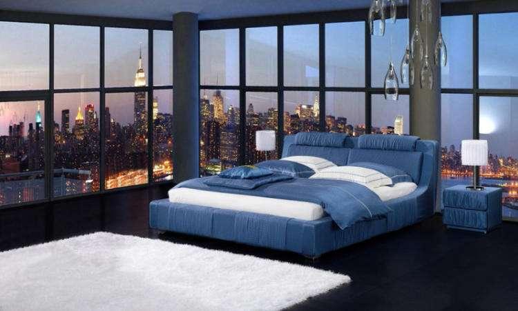 安康软床定制-买新款布艺床来米兰家居