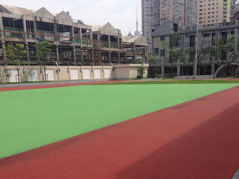 EPDM橡胶地坪施工-供应上海优惠的运动地坪