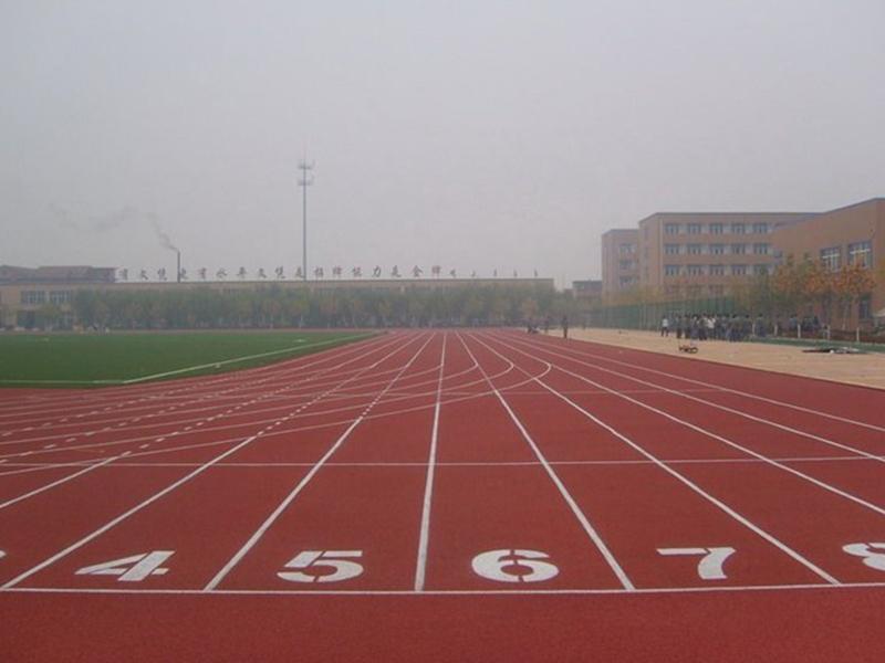 全塑型塑胶跑道厂家|上海市好用的运动地坪供应出售