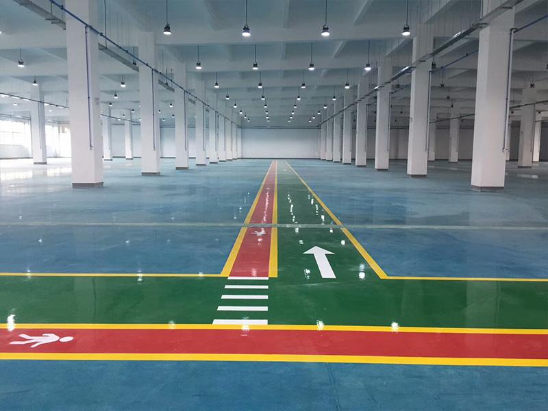 上海密封固化剂染色地坪-混凝土密封固化剂地坪品牌推荐