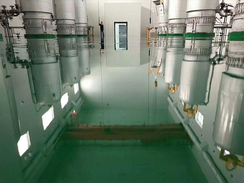 YF-环氧薄涂地坪厂家-上海遇峰划算的车间厂房地坪供应
