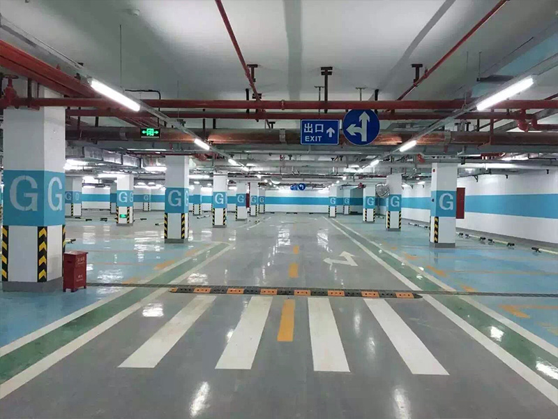 上海环氧止滑坡道价格-超值的车库地坪直销