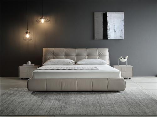 真皮软床供应商-供应佛山性价比高的皮床
