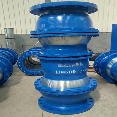 码头输水专用三维球形补偿器_河南质量好的E2型三维球形旋转补偿器供应