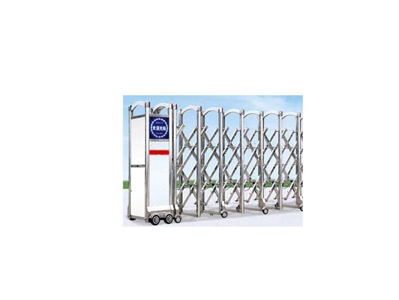 濮阳电动伸缩门价格_有品质的电动伸缩门利一达自动门供应