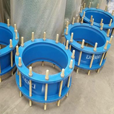 压盖式松套伸缩接头PE管专用-河南有品质的SSJB/AY型压盖式松套伸缩接头供应