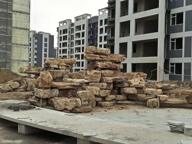 上海千层石-大量出售口碑好的千层石