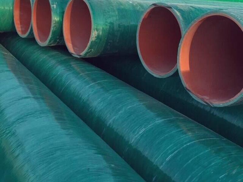 玻璃钢管——河北mpp玻璃钢复合管