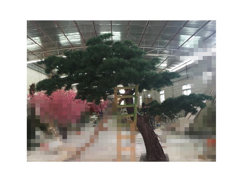 仿真五針松-廣州的仿真松樹哪里可以買到