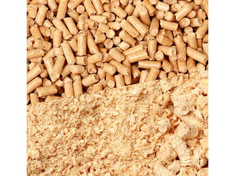 松木猫砂供应商-哪儿有卖专业松木猫砂