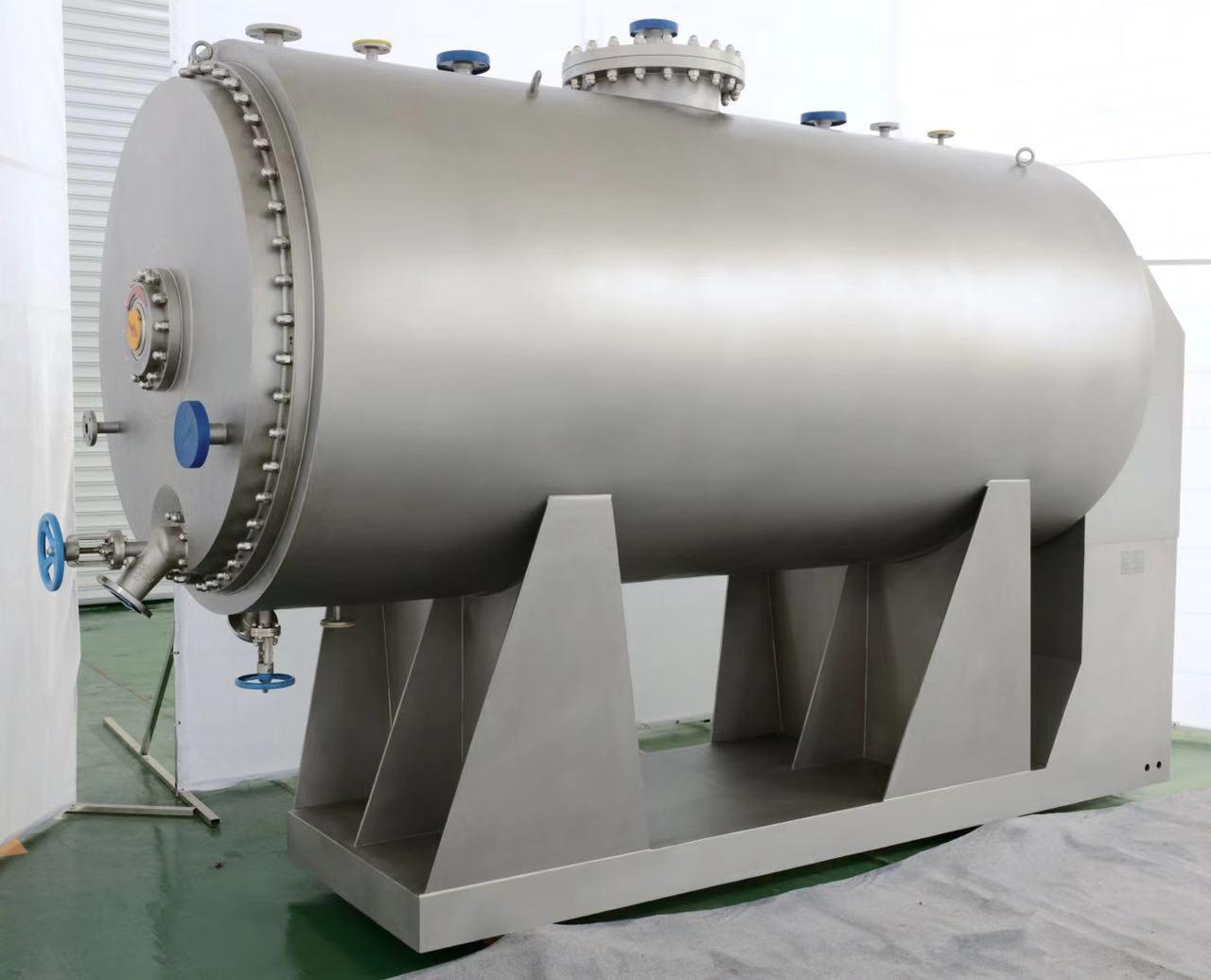 高纯度六氟磷酸锂专用卧式静态结晶设备