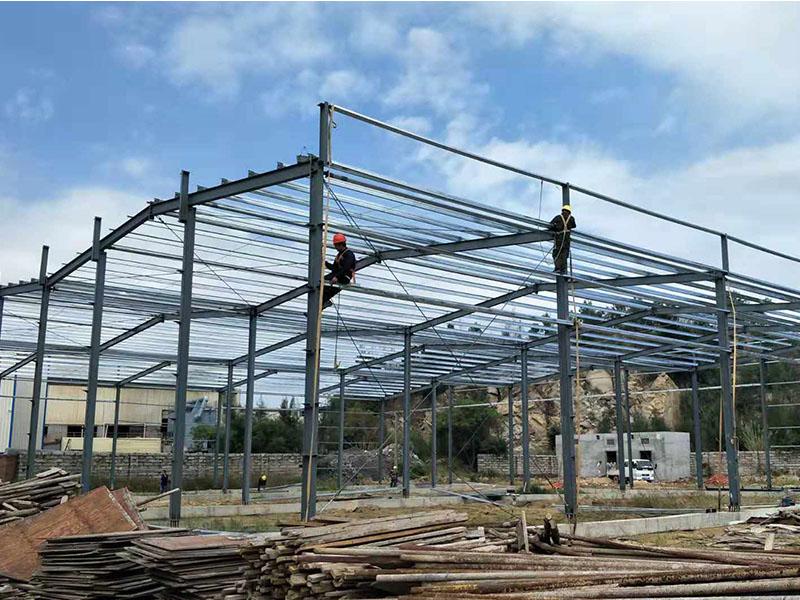 石狮钢结构批发_德辉钢结构专业提供钢结构