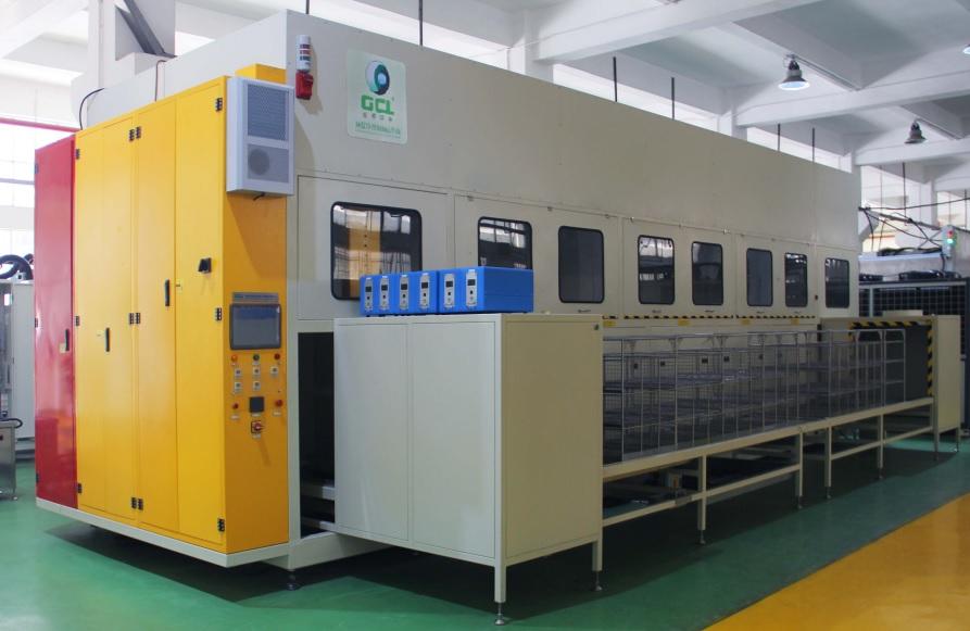 荆门市沙洋县真空碳氢清洗机厂家定做鑫承诺环保清洗机
