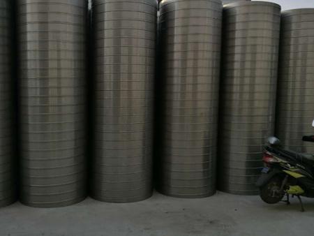 通风管道公司-宁波品牌好的不锈钢螺旋风管价格