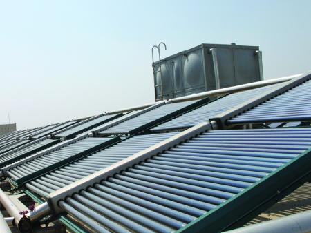 兰州太阳能热水工程