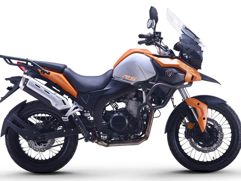 赛科龙RS250-伟川车业提供好用的宗申赛科龙摩托车