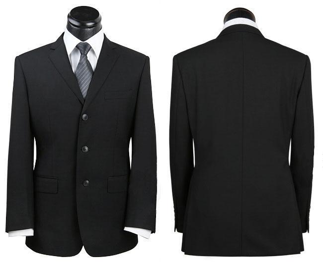 青海三道蘭商貿提供好的西裝定制服務 男士工裝訂做