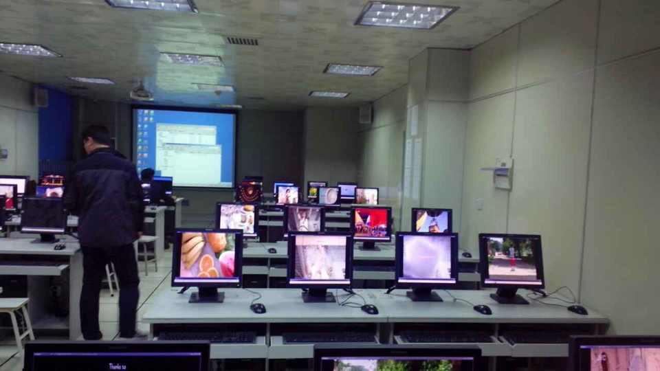 云桌面电子考场建设方案_电子考场云桌面虚拟化建设方案