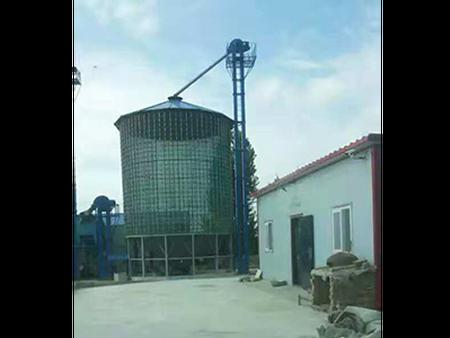 东港运成粮食机械厂专业生产各类粮仓