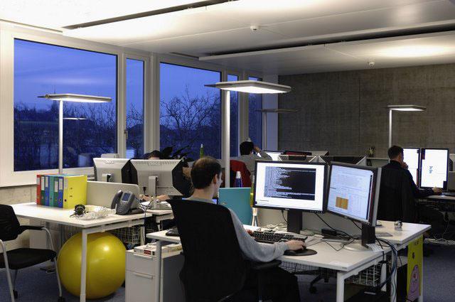 企业云桌面虚拟化办公NComputing云终端解决方案