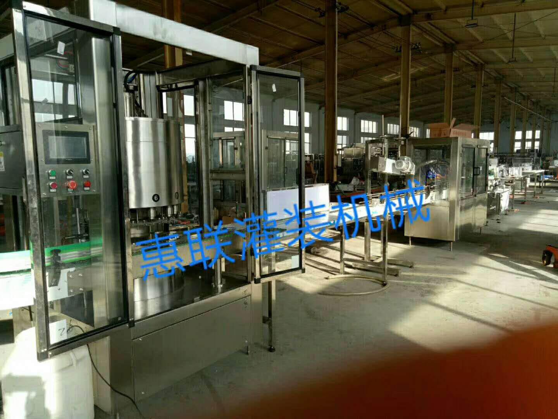 白酒灌装生产线 酒水灌装机系?#20449;?#22871;产品 白酒包装设备生产厂