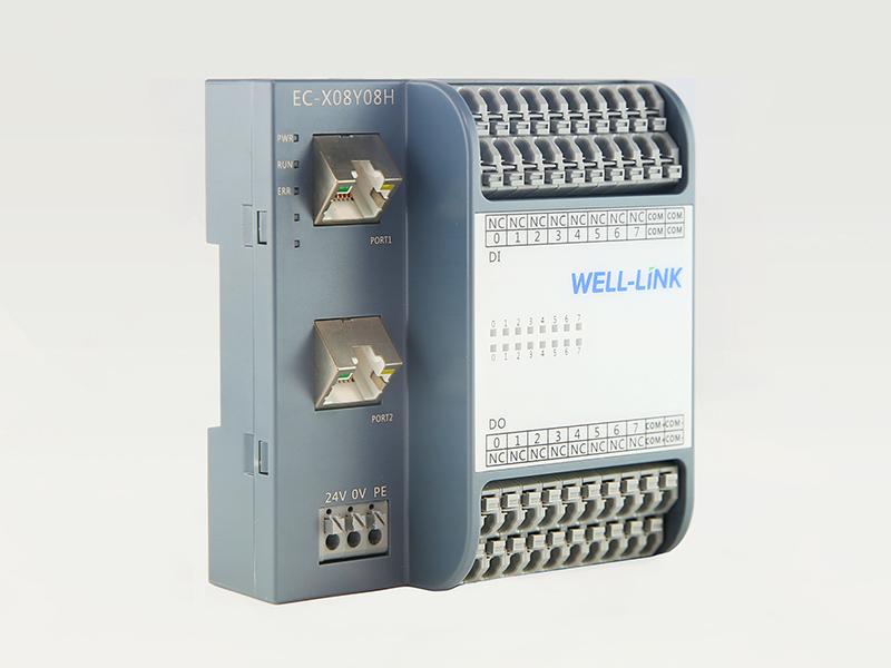 etherCat总线I/O模块生产厂家-好用的EtherCat总线I/O模块德克威尔供应