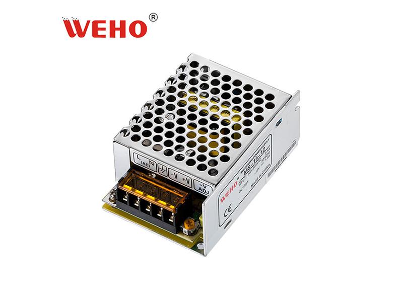 伟豪小体积单组5V开关电源MS-15-5 参数15W5V3A