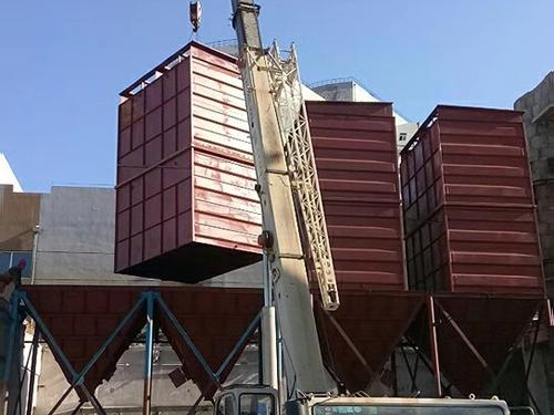 龙泰环保焦化厂地上站除尘器的长处有哪些