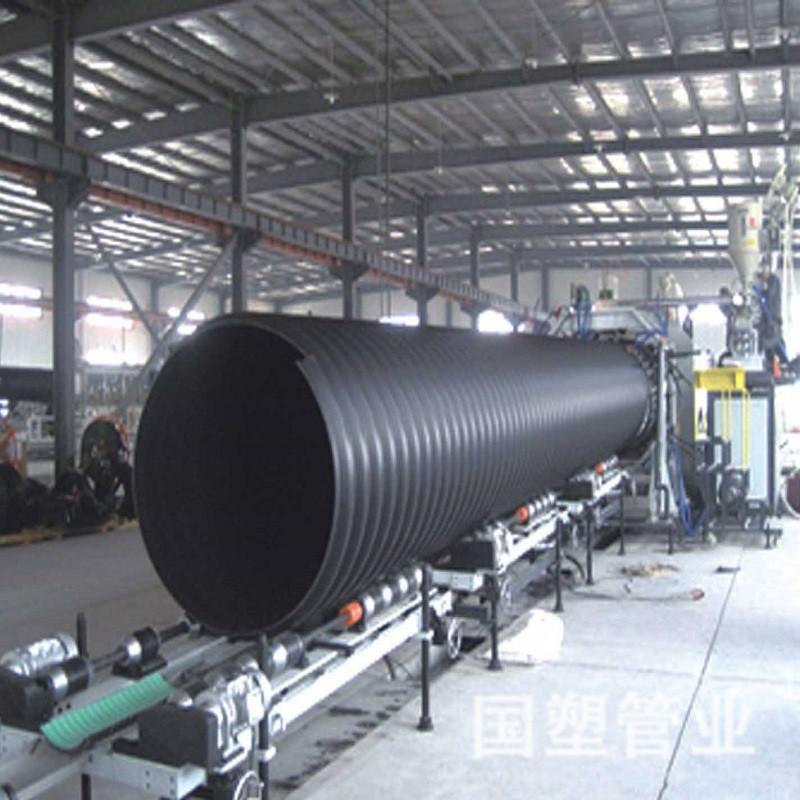 广西钢带管厂家-高品质钢带波纹管批发