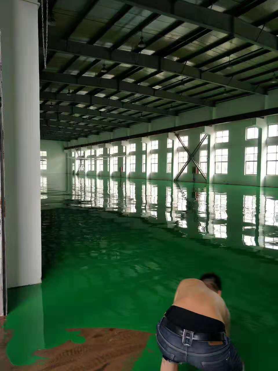 河北车间环氧地坪厂家-郑州哪里有具有口碑的河南环氧地坪厂家