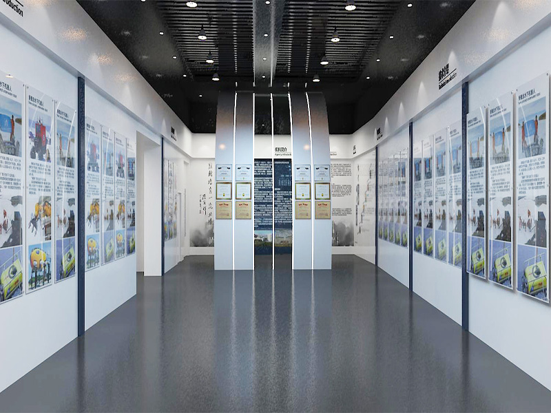 展厅设计搭建-可靠的展厅设计公司优选沈阳众绘星空展览展示