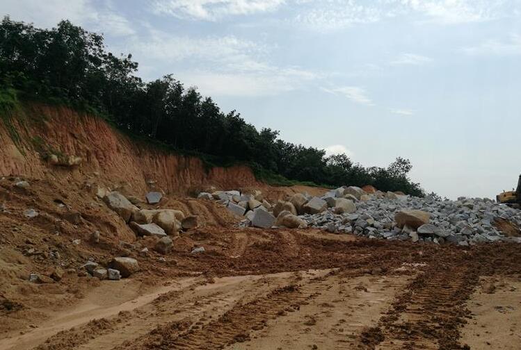 可信的海南土石方工程-土石方工程当选海南建达工程