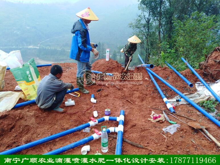 广西灌溉系统安装 有品质的广西南宁农业灌溉管材哪里有供应