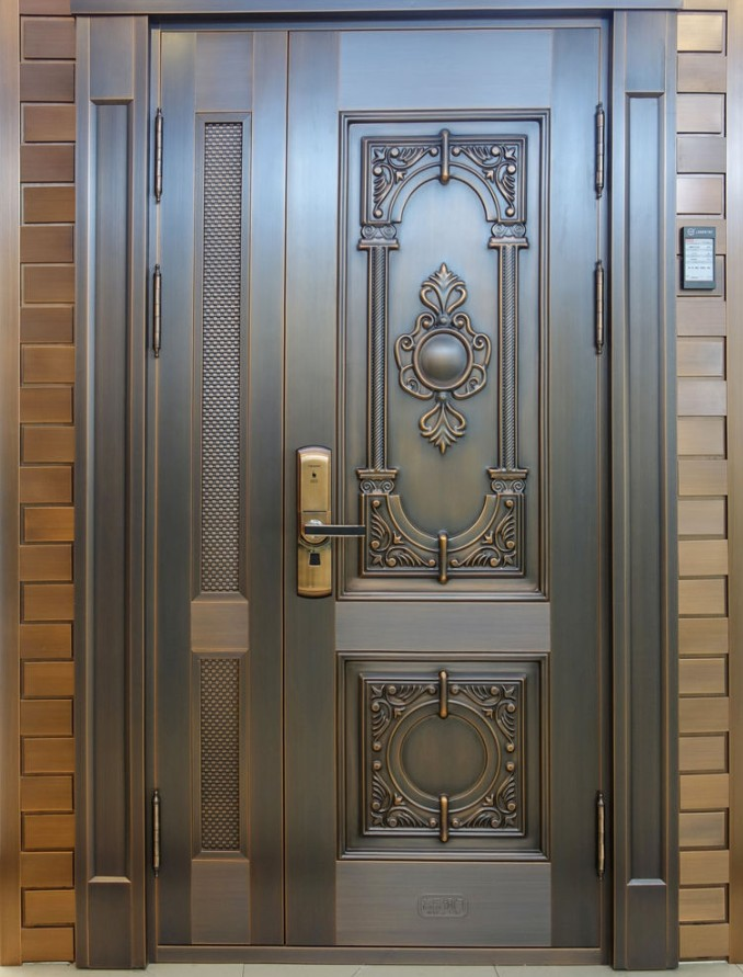 防盗门多少钱
