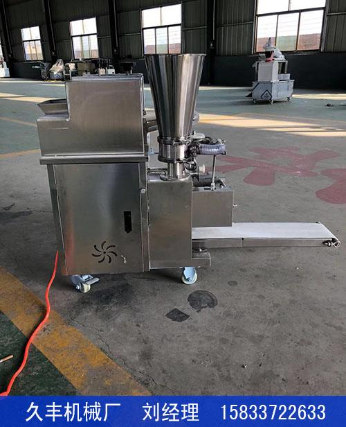 河南订购一台饺子机多少钱?久丰机械饺子机好用吗?